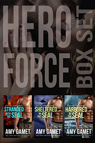 HERO Force Box Set: Books One – Three by Amy Gamet