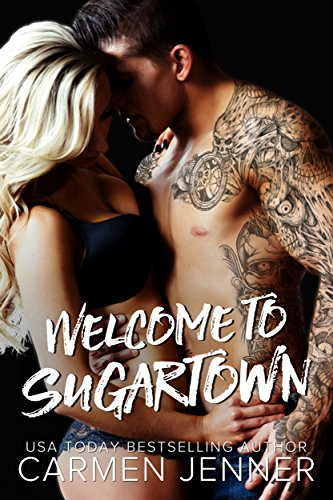 Welcome to Sugartown by Carmen Jenner and Be Designs