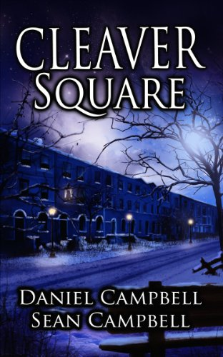 Cleaver Square (A DCI Morton Crime Novel Book 2) by Sean Campbell and Daniel Campbell