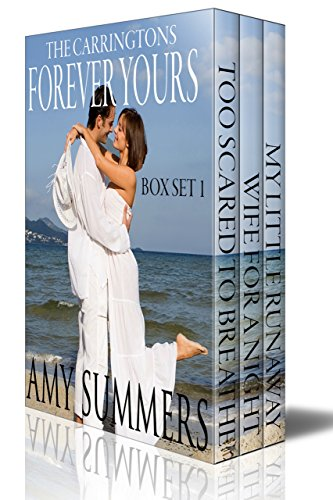Forever Yours – Box Set Books 1 – 3 (Destiny Bay Romances Forever Yours Boxset) by Amy Summers