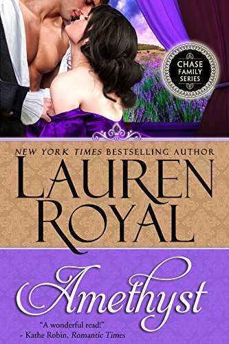 Amethyst (Chase Family Series: The Jewels Book 1) by Lauren Royal