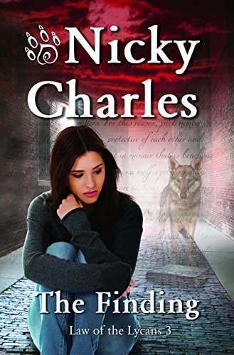 The Finding (Law of the Lycans Book 3) by Nicky Charles