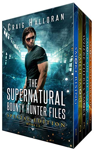 The Supernatural Bounty Hunter Files: (Special Edition, Books 1 thru 5): Urban Fantasy Shifter Series (Smoke Special Edition) by Craig Halloran