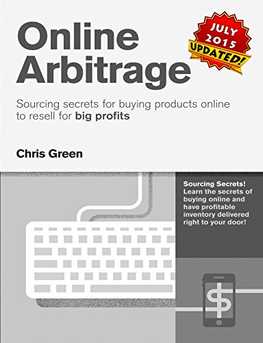 Online Arbitrage – Black & White Version, No Private Coaching by Chris Green