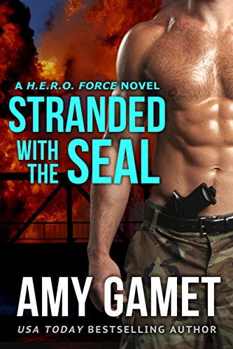 Stranded with the SEAL (HERO Force Book 1) by Amy Gamet