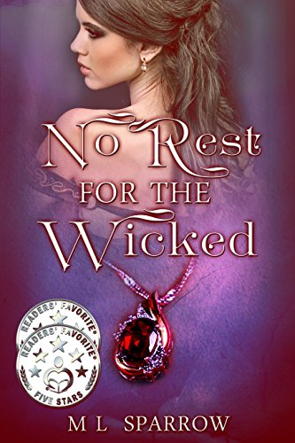 No Rest for the Wicked: A sweet, sexy Christmas romance full of magic! by M L Sparrow