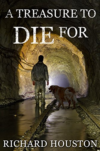 A Treasure to Die For (Books to Die For Book 3) by Richard Houston