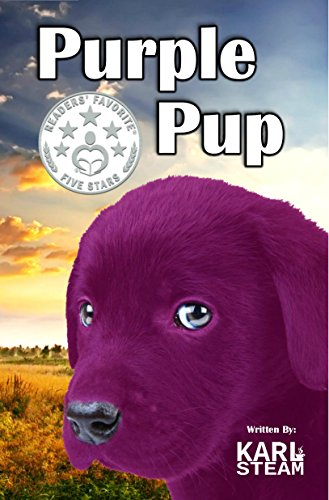 Purple Pup by Karl Steam and Joshua Lagman