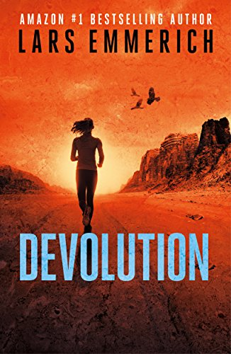 DEVOLUTION: A Sam Jameson Espionage & Suspense Thriller by Lars Emmerich