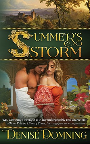 Summer's Storm (The Seasons Series Book 2) by Denise Domning