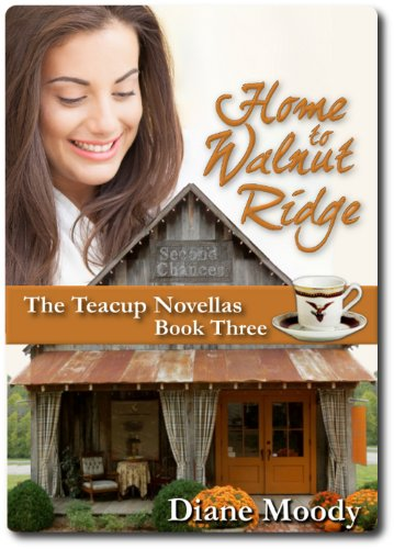 Home to Walnut Ridge (The Teacup Novellas Book 3) by Diane Moody