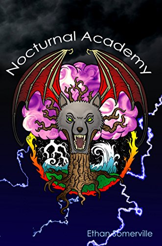 Nocturnal Academy by Ethan Somerville and Anthony Pike