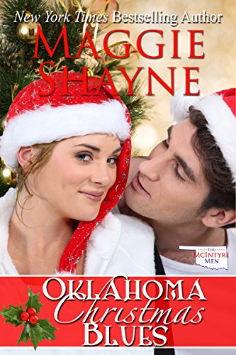 Oklahoma Christmas Blues (Bliss in Big Falls Book 1) by Maggie Shayne