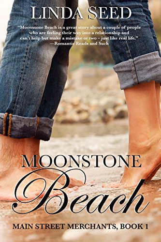 Moonstone Beach (Main Street Merchants Book 1) by Linda Seed