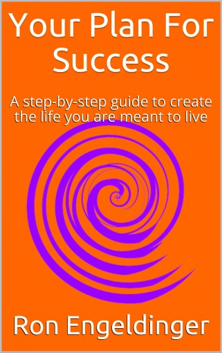 Your Plan For Success: A step-by-step guide to set goals and create the life you are meant to live by Ron Engeldinger