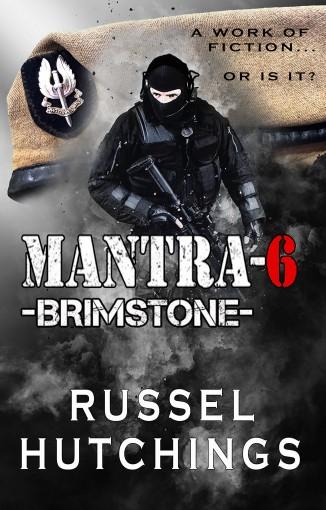 MANTRA-6: BRIMSTONE by RUSSEL HUTCHINGS