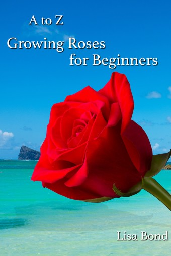 A to Z Growing Roses for Beginners by Lisa Bond