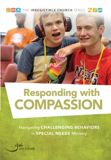 Responding with Compassion: Navigating Challenging Behaviors in Special Needs Ministry (The Irresistible Church Series) by Jen McNally