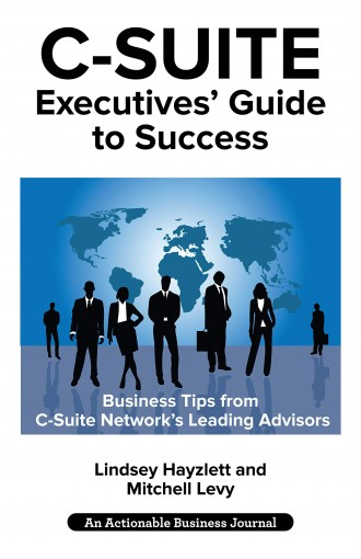 C-Suite Executives' Guide to Success: Powerful Tips from C-Suite Network Advisors to Become a More Effective C-Suite Executive by Lindsey  Hayzlett