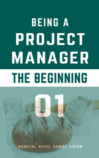 Being a Project Manager: The Beginning by Hamutal Weisz
