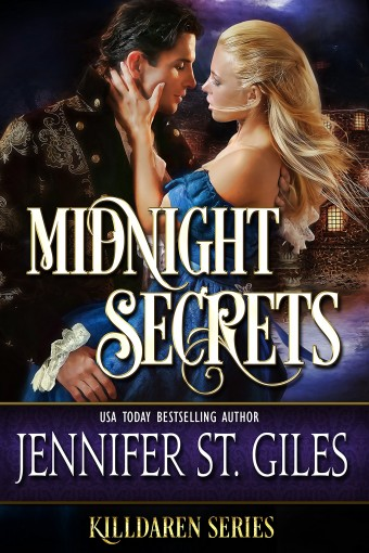 Midnight Secrets (Killdaren Series Book 1) by Jennifer St. Giles