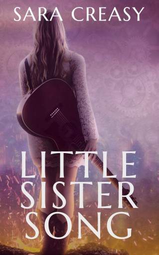 Little Sister Song: Wynter Wild Book 1 by Sara Creasy