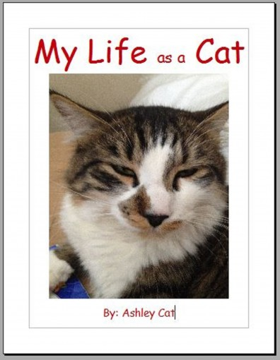 My Life as a Cat (Books by Ashley Cat Book 1) by Ashley Cat