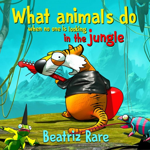 What Animals Do in the Jungle by Beatriz Rare