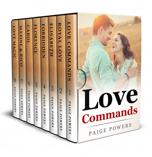 Love Commands Box Set by Paige Powers