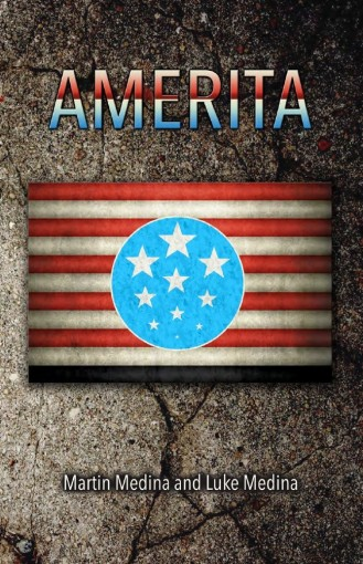AMERITA: A Sci-Fi thriller where work ethic is the new currency. Dystopia for the affluent, Utopia for the working-class. by Luke Medina