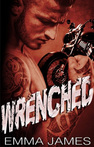 Wrenched: A Dark Romance by Emma James