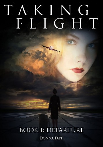 Taking Flight: Departure by Donna  Faye