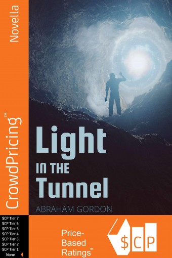 A Light in the Tunnel by Abraham Gordon