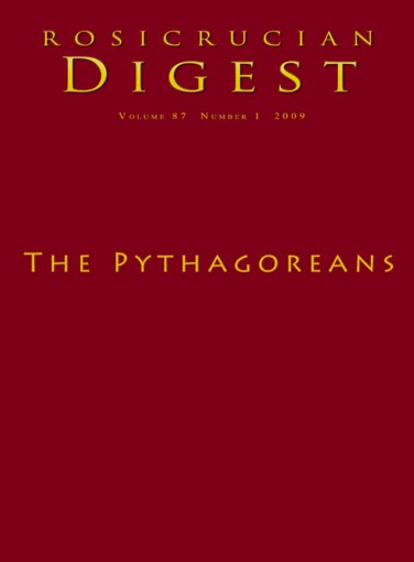 The Pythagoreans: Digest (Rosicrucian Order AMORC Kindle Editions) by Rosicrucian Order AMORC