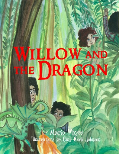 Willow and the Dragon by Mario Whyte