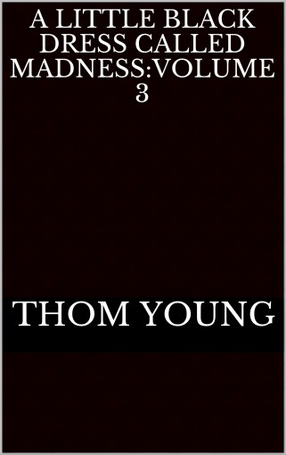 A Little Black Dress Called Madness:Volume 3 by Thom Young