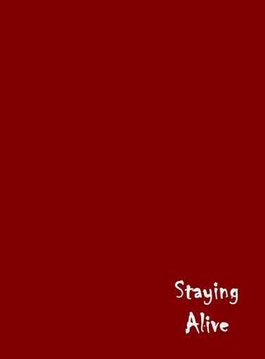 Staying Alive by Becky Forsyth