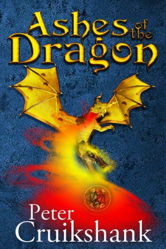 Ashes of the Dragon by Peter Cruikshank