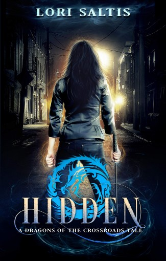 Hidden: A Dragons of the Crossroads Tale by Lori Saltis