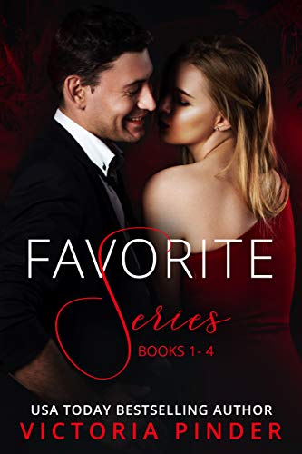 Favorite Coffee Series (The Marshall Family Saga) by Victoria Pinder