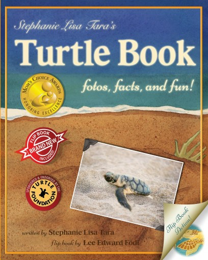 Stephanie Lisa Tara's Turtle Book by Stephanie Tara