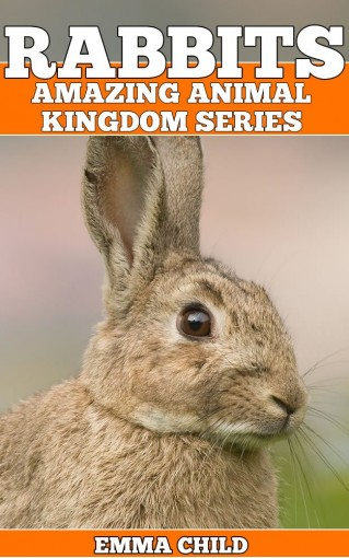 RABBITS: Fun Facts and Amazing Photos of Animals in Nature (Amazing Animal Kingdom Book 17) by Emma Child