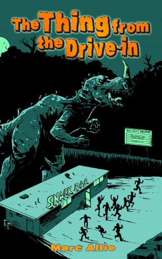 The Thing from the Drive-in by Marc Allie
