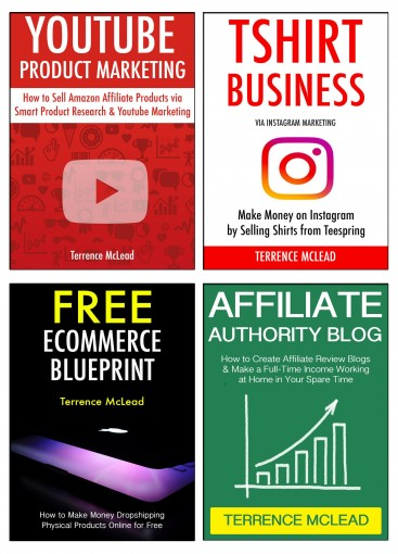 Internet Marketing Authority: Four Money Making Ideas to Help You Build Authority & Consistent Passive Income  in the Internet Marketing Space by Terrence McLead