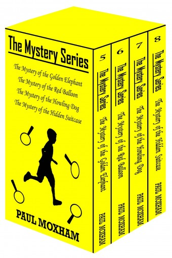 The Mystery Series Collection (Short Stories 5-8) by Paul Moxham
