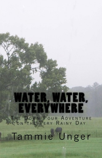 Water, Water, Everywhere The Down Pour Adventure On The Very Rainy Day (Frog's Tales Book 1) by Tammie Unger