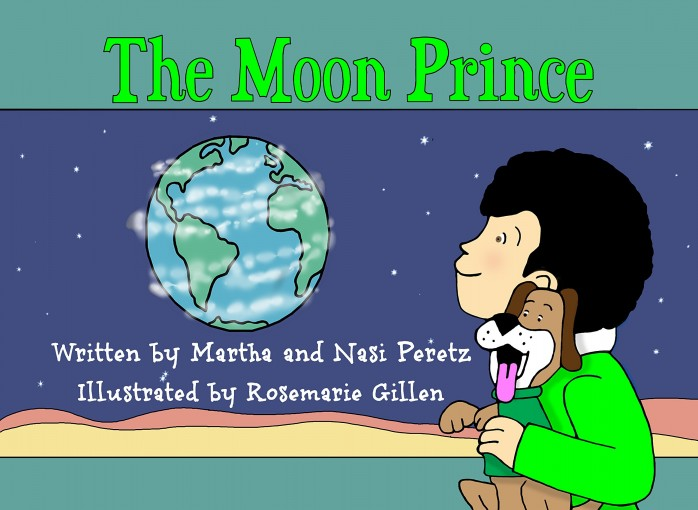 The Moon Prince by Nasi Peretz