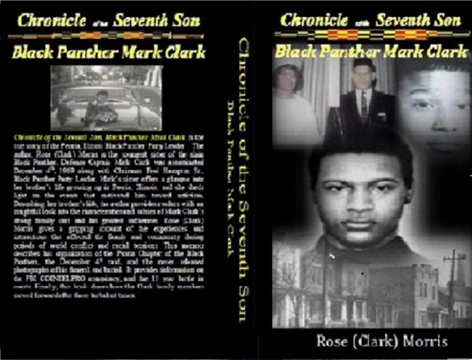Chronicle of the Seventh Son: Black Panther Mark Clark by Rose Morris