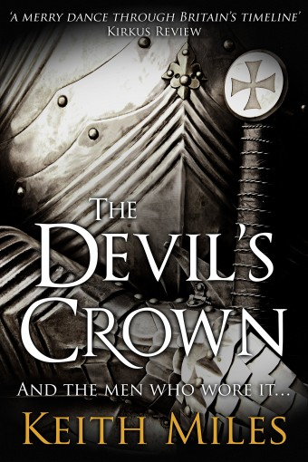 The Devil's Crown by Keith Miles