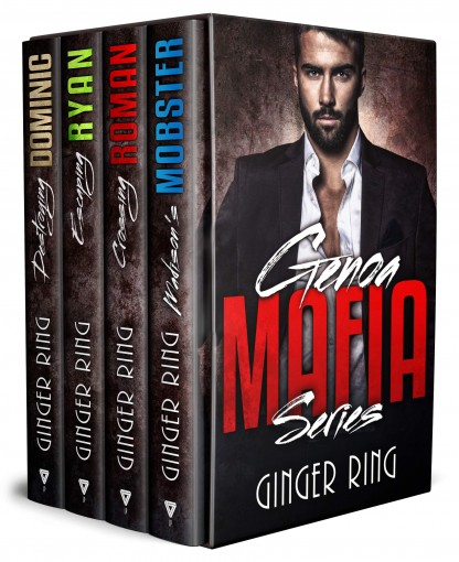 The Genoa Mafia Series by Ginger Ring